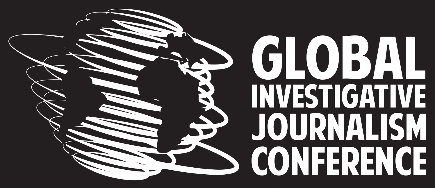 The Global Investigative Journalism Conference logo